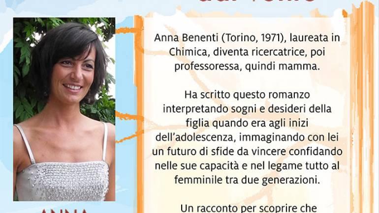 Presentazione Distratta dal vento di Anna Benenti