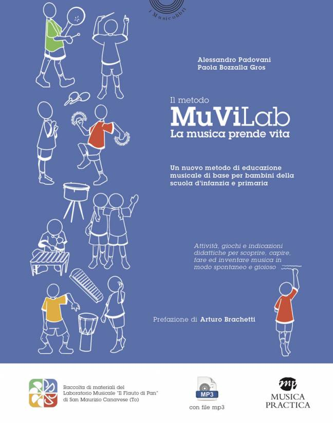 MP148 Il metodo MuViLab di Alessandro Padovani e Paola Bozzalla Gros